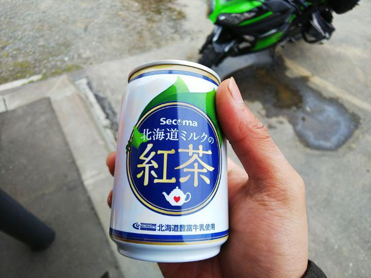 北海道ミルクの紅茶 セコマ