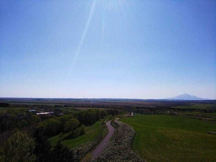 宮の台展望台からの景色
